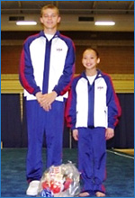 Andre Solodar and Xiau-Ling Wee